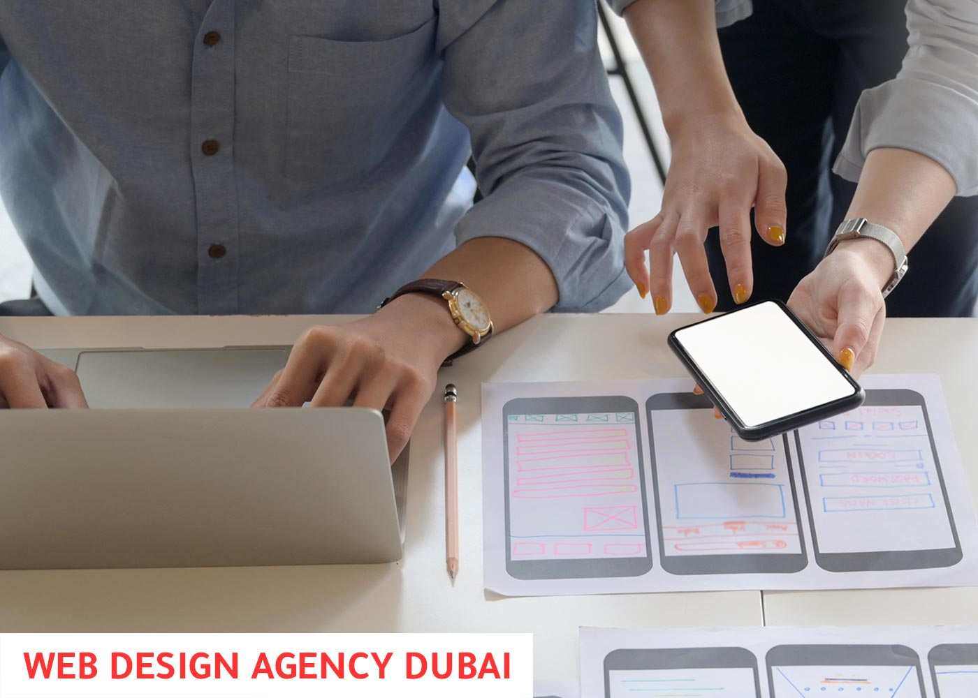 web design agency dubai